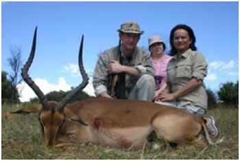 South African Hunting Safaris Image